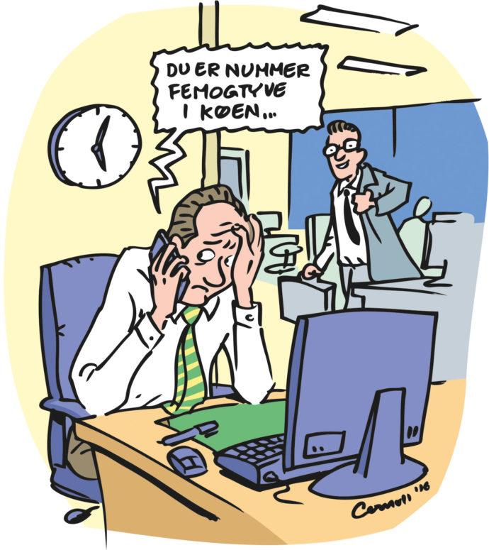 Telefonkø vagtlæge