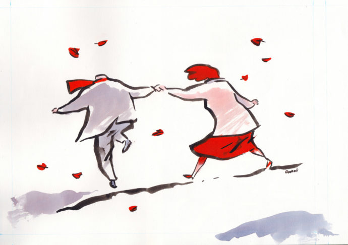 nonurban red